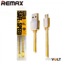USB Кабель Remax Speed Gold Micro